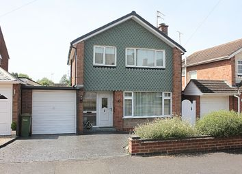 Thumbnail 3 bed detached house for sale in Farmway, Leicester