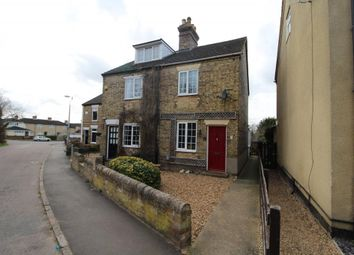 2 bed semi-detached house to rent in Brickhill Road, Sandy SG19
