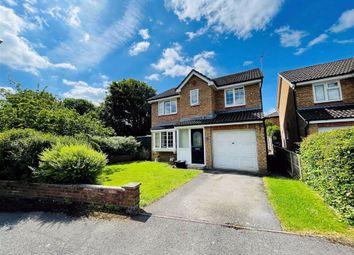 Thumbnail 4 bed detached house for sale in Hazelwood Road, Melksham