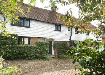 3 bed detached house for sale in Church Street, Hadlow, Tonbridge TN11