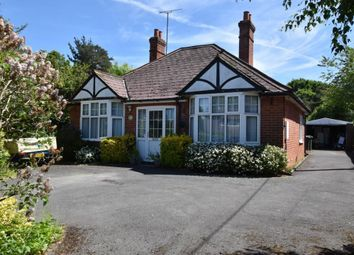 Thumbnail 3 bed detached bungalow for sale in School Lane, Burghfield Common, Reading