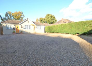 Thumbnail 4 bed detached bungalow for sale in Horley, Surrey