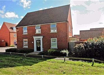 Thumbnail 4 bed detached house for sale in Foxglove Walk, Wilstock Village, North Petherton, Bridgwater.