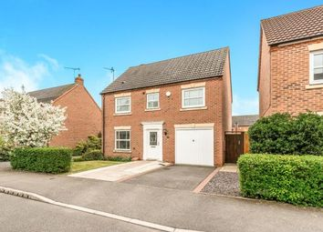 Thumbnail 4 bedroom detached house for sale in Leylands Way, Chase Meadow Square, Warwick