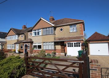 Thumbnail 4 bed semi-detached house to rent in Highfield Road, Sunbury On Thames