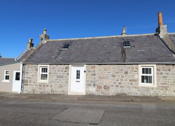 Thumbnail 2 bedroom cottage for sale in Mid Street, Buckie