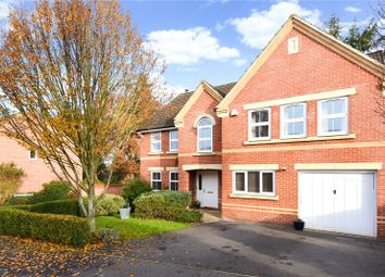 5 bed detached house for sale in Lamtarra Way, Newbury, Berkshire RG14