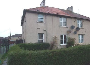 Thumbnail 2 bed flat to rent in Dundonald Park, Cardenden, Fife