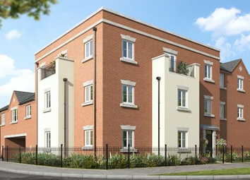 Thumbnail 2 bed flat for sale in The Roseberry, City Road, St Helens, Merseyside