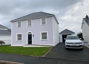 Thumbnail 3 bed detached house for sale in Stad Craig Ddu, Llanon