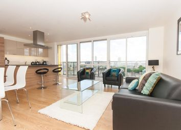 Thumbnail 3 bed flat to rent in New Village Avenue, Poplar