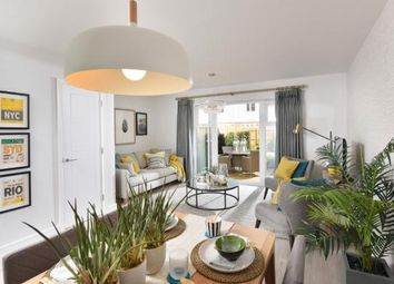 Thumbnail 3 bed terraced house for sale in Holborough Lakes, Manley Boulevard, Snodland, Kent