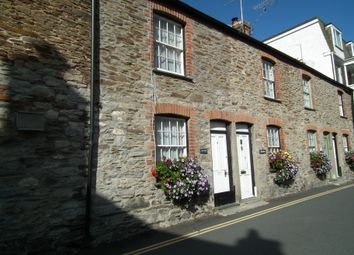Thumbnail 2 bed terraced house to rent in Fore Street, West Looe, Cornwall
