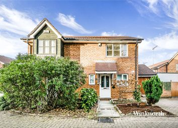 Thumbnail 2 bed semi-detached house to rent in Boxworth Close, North Finchley, London