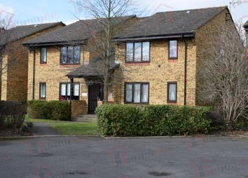Thumbnail 1 bed flat for sale in Cheltenham Close, New Malden