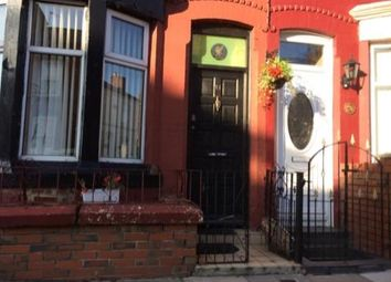 Thumbnail 2 bedroom terraced house to rent in Shaftesbury Terrace, Old Swan, Liverpool