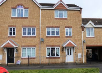 Thumbnail 4 bed town house for sale in Ruby Way, Mansfield