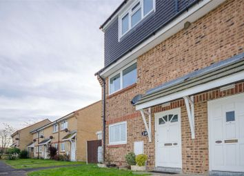 Thumbnail 3 bed end terrace house for sale in Watts Close, Snodland, Kent