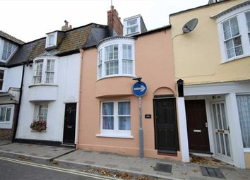 Thumbnail 3 bed terraced house for sale in Park Street, Weymouth, Dorset