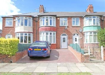 Thumbnail 3 bed terraced house for sale in Lothian Road, Middlesbrough