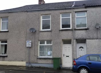 Thumbnail 2 bed terraced house to rent in Pembroke Street, Aberdare, Rhondda Cynon Taf