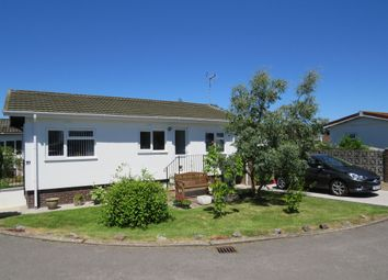 Thumbnail 2 bed mobile/park home for sale in Summerlands Court, Liverton, Newton Abbot