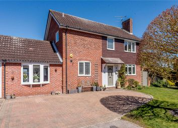 Thumbnail 4 bed detached house for sale in Broom Way, Capel St. Mary, Ipswich, Suffolk