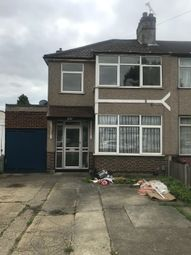Thumbnail 3 bed terraced house to rent in Crow Lane, Romford