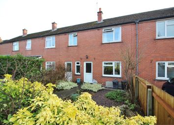 Thumbnail 3 bed terraced house for sale in Meadway, Abergavenny, Monmouthshire