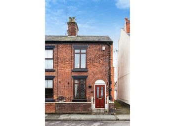 Thumbnail 2 bed end terrace house for sale in Biddulph Road, Congleton