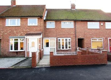 Thumbnail 3 bed terraced house to rent in Saltash Road, Hull
