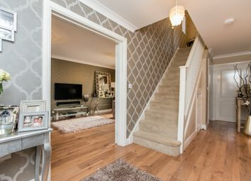 Thumbnail 4 bed detached house for sale in Spoonbill Rise, Bracknell