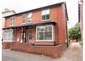 Thumbnail 2 bedroom maisonette for sale in 11 Lonsdale Road, Wolverhampton