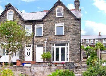 Thumbnail 3 bed semi-detached house for sale in Cwm Bowydd Road, Blaenau Ffestiniog