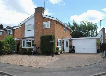 Thumbnail 4 bedroom detached house for sale in Upton Close, Kingsthorpe, Northampton
