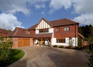 Thumbnail 5 bedroom detached house for sale in Ashgrove Road, Sevenoaks