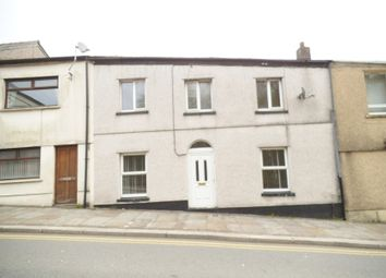 Thumbnail 4 bed terraced house for sale in 18 Morgan Street, Tredegar, Blaenau Gwent