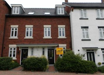 Thumbnail 3 bed terraced house for sale in Dunbar Way, Ashby-De-La-Zouch