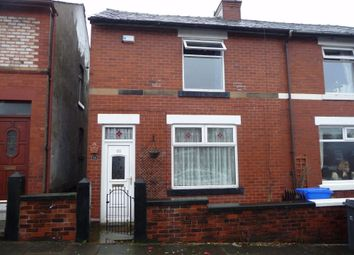 Thumbnail 3 bed semi-detached house to rent in King Street, Radcliffe, Manchester