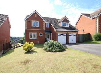 Thumbnail 5 bedroom detached house for sale in Doveridge Road, Stapenhill, Burton-On-Trent