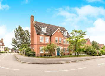 Thumbnail 6 bed detached house for sale in Pebworth Drive, Hatton, Warwick, .