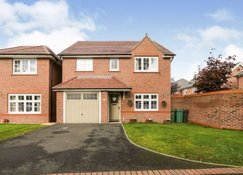 Royal Drive, Countesthorpe, Leicester LE8. 4 bed detached house for sale