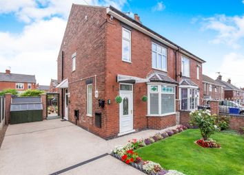 Thumbnail 3 bed semi-detached house for sale in Washington Street, Mexborough