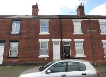 Thumbnail 2 bed terraced house to rent in Wellgate, Rotherham