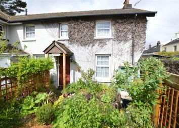Thumbnail 2 bedroom semi-detached house for sale in Torquay Road, Newton Abbot, Devon