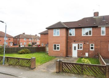 Thumbnail 4 bedroom terraced house for sale in Kirkham Avenue, Huntington Road, York