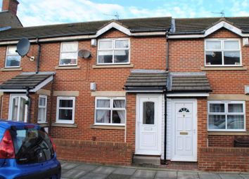 Thumbnail 2 bed flat for sale in Charnwood Court, Leighton Street, South Shields