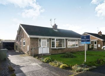 Thumbnail 2 bedroom bungalow for sale in Minster View, Wigginton, York