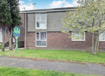 Thumbnail 2 bed flat for sale in Newlyn Drive, Cramlington