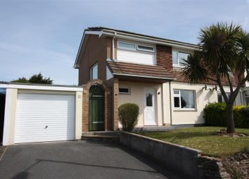 Thumbnail 3 bed property for sale in Chynance Drive, Newquay